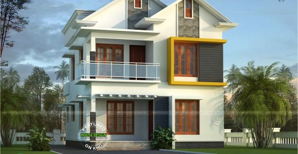 Home Plan Design In Kerala Cute Small Kerala Home Design Kerala Home Design and