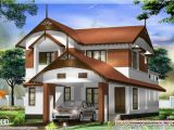 Home Plan Designer Awesome Kerala Style Home Architecture Kerala Home