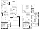 Home Plan Details Gorgeous Modern Double Storey House Plans Australia