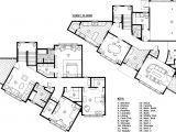 Home Plan Drawings Technical Drawing Blake Manning