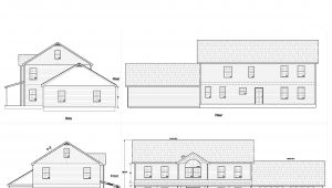 Home Plan Elevation Elevations the New Architect