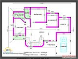 Home Plan Elevation00 Sq Ft Home Plan and Elevation 2266 Sq Ft Cool Design Home