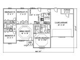 Home Plan for 0 Sq Ft House Plans for 1500 Sq Ft 4 Bedroom House Ebay
