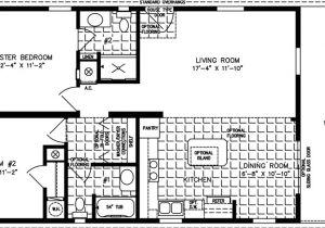 Home Plan for 800 Sq Ft 800 to 999 Sq Ft Manufactured Home Floor Plans Jacobsen