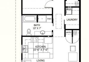 Home Plan for 800 Sq Ft House Plans Under 800 Sq Ft Smalltowndjs Com
