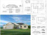Home Plan Free Download This Weeks Free House Plan H194 1668 Sq Ft 3 Bdm