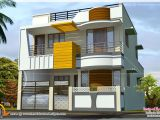 Home Plan Ideas India Double Storied Modern south Indian Home Kerala Home