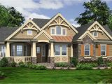 Home Plan Images One Story Craftsman Style House Plans Craftsman Bungalow