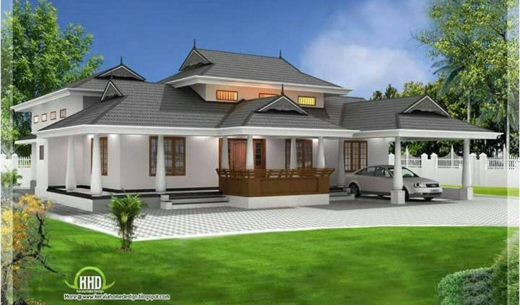 Home Plan Kerala Free Download Kerala Traditional 3 Bedroom House