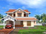 Home Plan Kerala Style Kerala Model 1900 Sq Feet Home Design Kerala Home Design