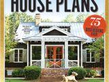 Home Plan Magazines Ansonborough southern Living House Plans