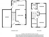 Home Plan Newton Aycliffe Gamul Close Newton Aycliffe 3 Bed Detached House 135 000