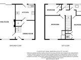 Home Plan Newton Aycliffe Lightfoot Road Newton Aycliffe 3 Bed Terraced House for