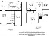 Home Plan Newton Aycliffe Pinewood Close Newton Aycliffe Dl5 4 Bedroom Detached