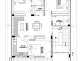 Home Planners Floor Plans 30 50 House Map Floor Plan Ghar Banavo