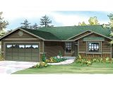 Home Planners House Plans Ranch House Plans Foster 30 846 associated Designs