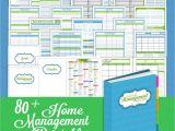 Home Planning Binder 8 Best Images Of Mini organizing Binder Free Printables