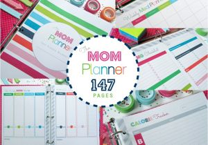 Home Planning Binder Clean Life and Home the Mom Planner Printable Home