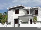 Home Planning Design 1442 Sq Ft Modern Double Floor Home Kerala Home Design