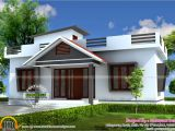 Home Planning Design Small House In 903 Square Feet Kerala Home Design and