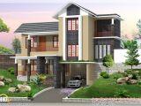 Home Plans and Design New Trendy 4bhk Kerala Home Design 2680 Sq Ft Kerala
