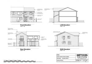 Home Plans and Elevations Building Plans and Elevation Home Deco Plans