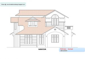 Home Plans and Elevations Home Plan and Elevation 2138 Sq Ft Home Appliance