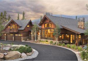 Home Plans Colorado Colorado Custom Mountain Home Architects Bhh Partners