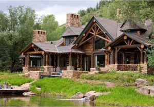 Home Plans Colorado Colorado Mountain Home In aspen Custom Home Magazine