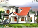 Home Plans Contemporary May 2012 Kerala Home Design and Floor Plans