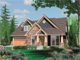 Home Plans Craftsman Charming Craftsman Home Plan 6950am 1st Floor Master