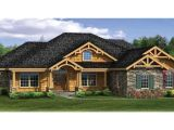 Home Plans Craftsman Craftsman House Plans One Story with Basement 28 Images