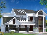 Home Plans Design Kerala 2800 Sq Ft Modern Kerala Home Kerala Home Design and