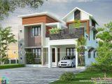 Home Plans Designs Kerala April 2018 Kerala Home Design and Floor Plans