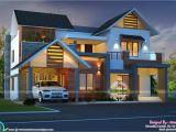 Home Plans Designs Kerala Cute Night View Kerala Home Design Kerala Home Design