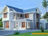 Home Plans Designs Kerala Sloped Roof Kerala Home Design Building Plans Online