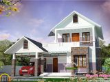 Home Plans Designs Simple Modern House In 1700 Sq Ft Kerala Home Design and
