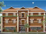 Home Plans Duplex Duplex House Elevation Design In Kerala House Design Plans