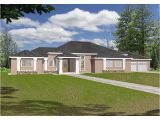 Home Plans Florida Corinth Hill Florida Style Home Plan 088d 0082 House