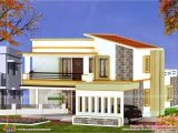 Home Plans for A View 3d View and Floor Plan Kerala Home Design and Floor Plans