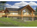 Home Plans for A View Lake House Plans with Rear View Lake House Plans with Wrap