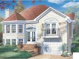 Home Plans for Hillside Lots Hillside Homes House Plans House Plans Home Designs