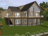 Home Plans for Hillside Lots Hillside House Plans for Sloping Lots Hillside Home Plans