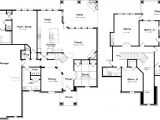 Home Plans for Large Families Two Storey Family House Plans with Four Bedrooms
