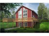 Home Plans for Sloped Lots Plan 026h 0113 Find Unique House Plans Home Plans and