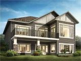 Home Plans for Sloped Lots Sloping Lot House Plans Craftsman House Design Plans