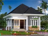 Home Plans for Small Houses Cute Little Small House Plan Kerala Home Design and