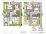 Home Plans forx40 Site Neoteric 12 Duplex House Plans for 30×50 Site East Facing