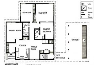 Home Plans Free Small Two Bedroom House Plans Small Two Bedroom House