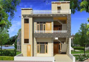 Home Plans Gallery Modern House Elevation Gharexpert Home Plans